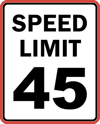 Speed Limit on Lake Zoar